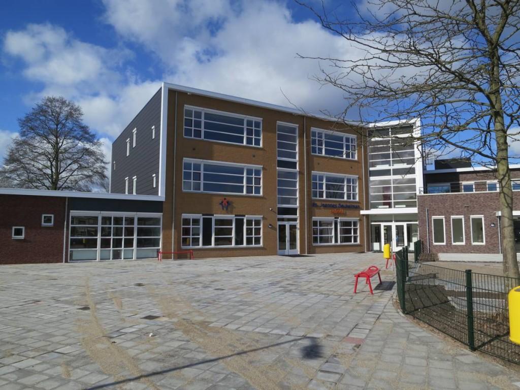 Brede School Alblasserdam - Bestektekening